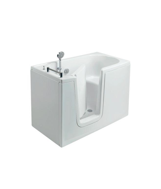 Disabili VASCA da bagno con porta apertura interna ...