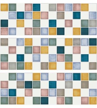 Piastrella 20x60 Serie New  Play decori mosaici IMOLA