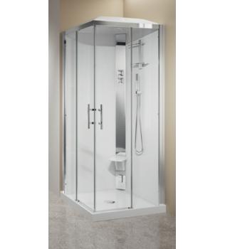 CRYSTAL 90 Cabina doccia