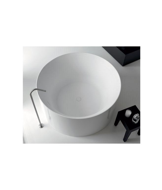 Vasca da bagno freestanding Atmosfere Tonda COLACRIL