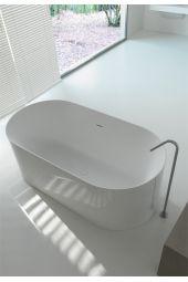 Vasca da bagno freestanding ATMOSFERA OVALE COLACRIL