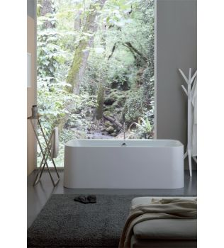 Vasca da bagno freestanding ROMA COLACRIL