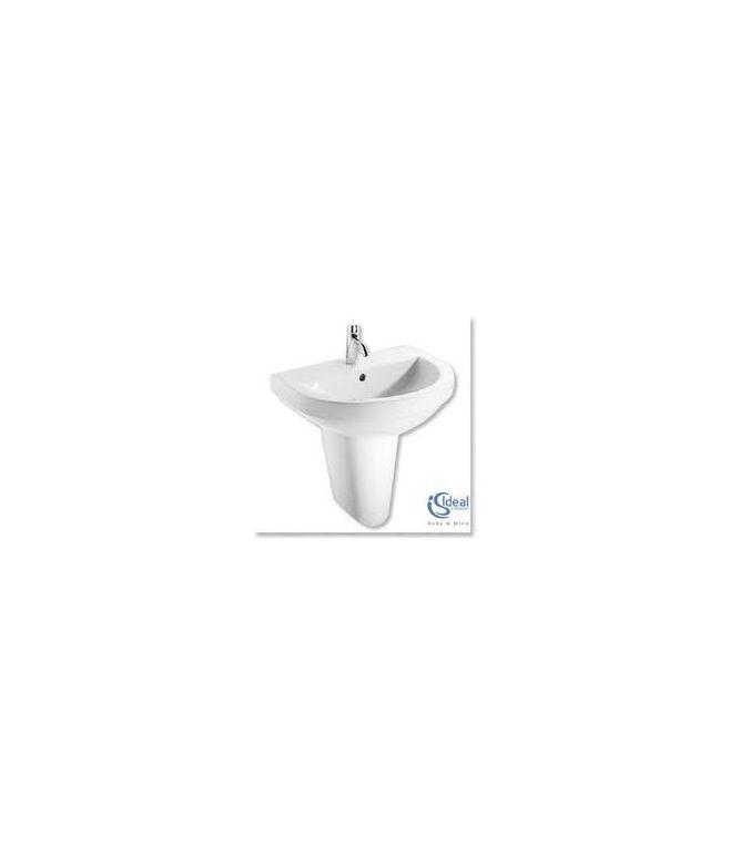 Lavabo cm. 70 e semicolonna Washpoint Ideal Standard