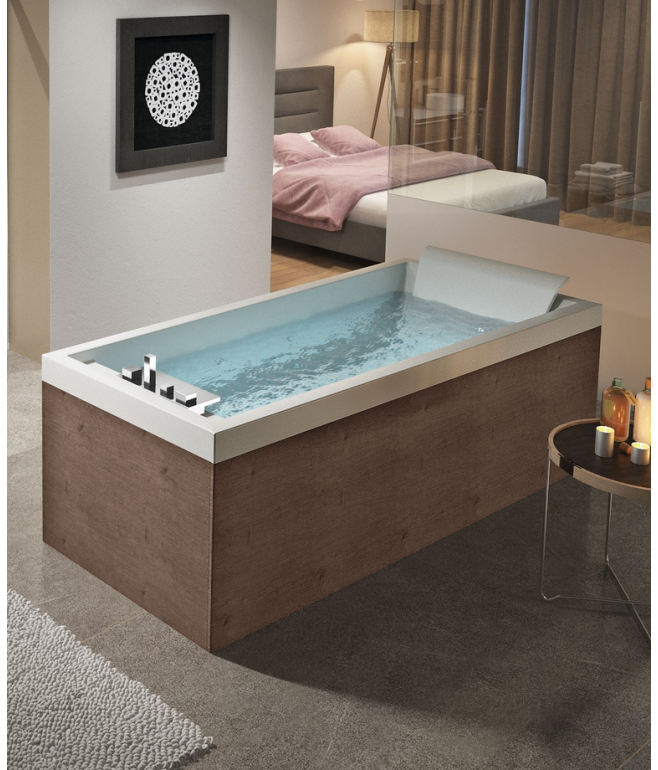 SENSE 4 DREAM PLUS Vasca da bagno idro Novellini