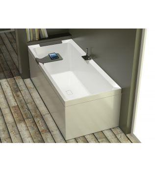 DIVINA Rettangolare Vasca da bagno NOVELLINI