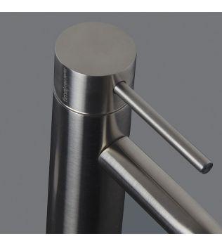 SPILLO STEEL Miscelatore Lavabo INOX FIMA