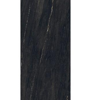 Grandi lastre in gres Effetto marmo Black Opaco