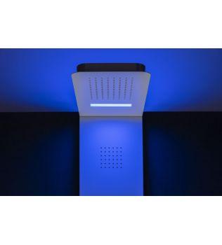 LONDRA Carbon Pannello doccia digitale idromassaggio