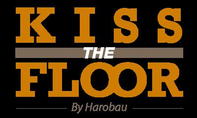 KISSTHEFLOOR by HAROBAU